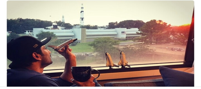 NASA Technical team all praise for Sushant Singh Rajput !