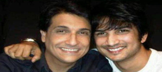 Sushant's journey from background dancer to a Star made Shiamak Davar proud!
