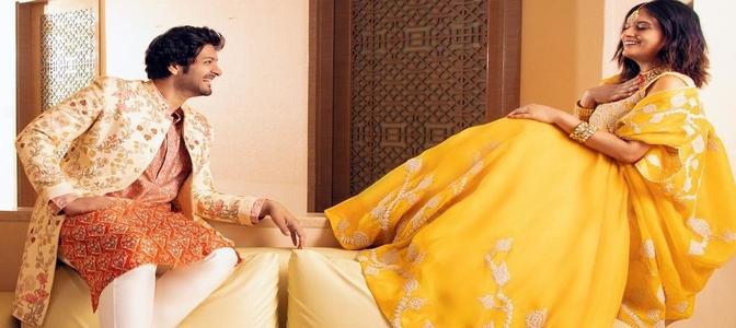 Richa Chadha-Ali Fazal spill the beans on their love story