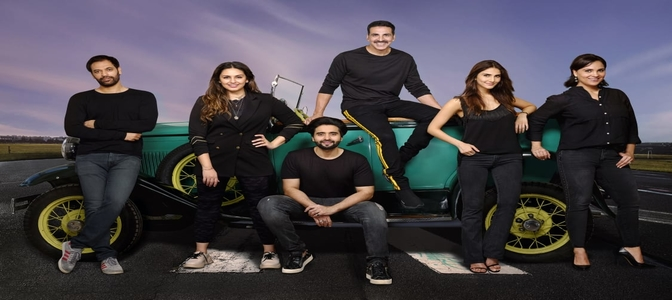 'Bellbottom' Brings Bollywood Back to Business!