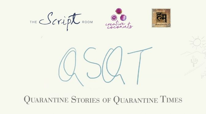 The Script Room releases a trilogy of shorts titled QSQT on Humaramovies