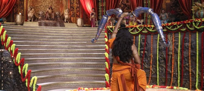 Mahasaptah to begin on Star Bharat's leading show RadhaKrishn – Krishn Arjun Gatha