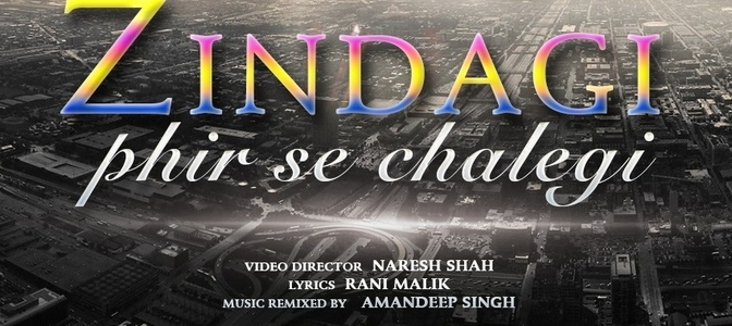 R-Vision's motivational Music Video 'Zindagi' is releasing on YouTube on 20th July, 2020