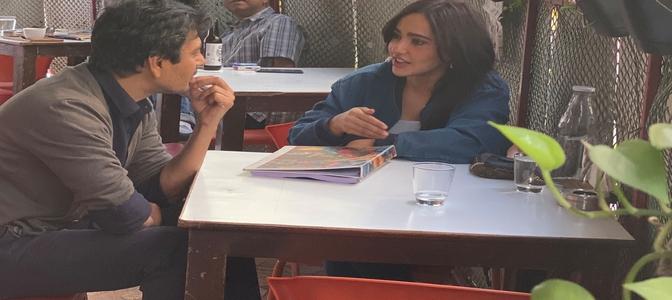 Kushan Nandy's next JOGIRA SARA RA RA! to star Nawazuddin Siddiqui and Neha Sharma!