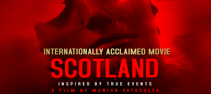Revenge drags a father down the devil's alley in 'Scotland', the next release at ShemarooMe Box Office