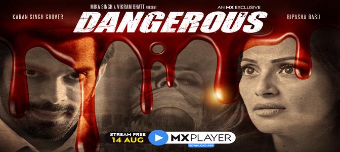 Bipasha Basu & Karan Singh Grover reunite for MX Exclusive 'Dangerous'