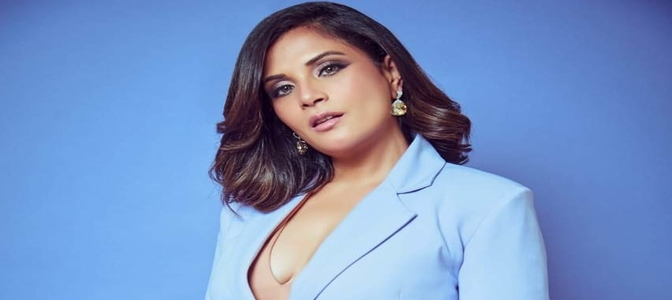Richa rallies for creators; urges actors to promote writers and directors