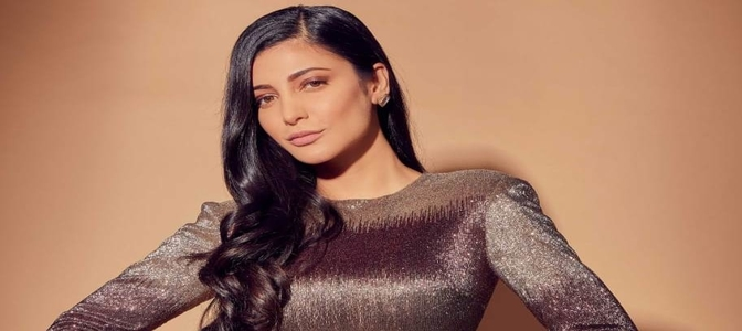 Shruti Haasan has always casted her spell over the audience