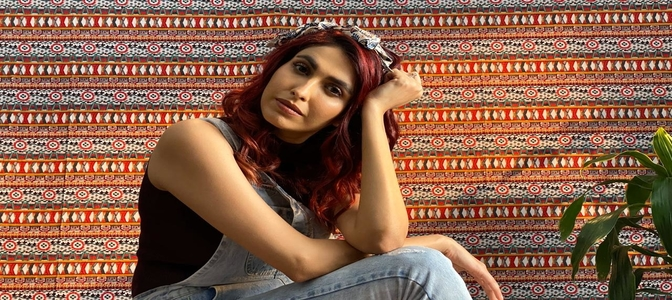 Anusha Mani is back again with her new soulful single 'Nafarmani'