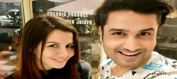 Georgia Andriani and Yawar Mirza all set to start shooting in Dubai for their upcoming single