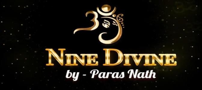 "FLAUTIST & SINGER PARAS NATH'S NAVRATRI OFFERING ""NINE DIVINE"""