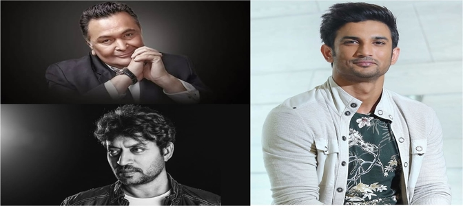 IFFM 2020 to pay tribute to Rishi Kapoor, Irrfan Khan and Sushant Singh Rajput with a special screening of their films