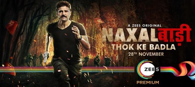 ZEE5 unveils power packed 'NAXALBARI' poster #ThokKeBadla