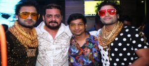 'Love Ka Injection' success celebrated with party