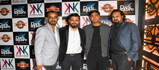 Orange Mint in collaboration with Dark Square Entertainment launched its fourth outlet in Powai