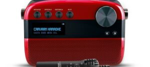 Saregama Launches top end version of Carvaan with an inbuilt screen