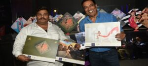 2021 CALENDAR LENS QUEEN, Spearheaded by Sandeep Ingale launched by Vindu Dara Singh