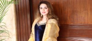 Singer Megha Chopra Spotted In Delhi