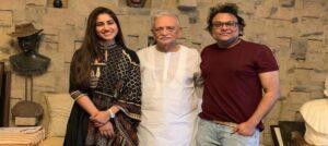 "Pratibha Singh Baghel's first album ""Bole Naina"""