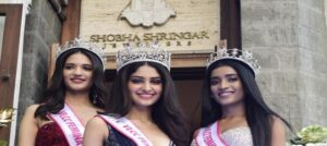 VLCC Femina Miss India 2020 Manasa Varanasi at Shobha Shringar Jewellers