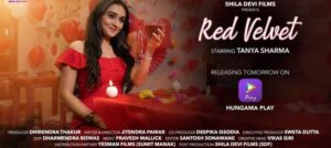 Tanya Sharma's Valentine Special short film 'Red Velvet'
