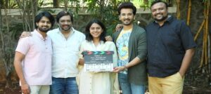 Planet Marathi's first web series shoot started