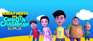 Introducing Animated Series Based Taarak Mehta Ka Ooltah Chashmah