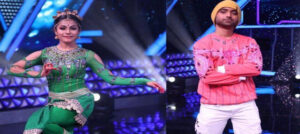 Shweta Warrier and Subhranil Paul turn choreographers for 'Super Dancer – Chapter 4'