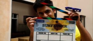 Sunil Grover's fist look in ZEE5's SUNFLOWER