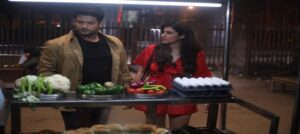 Sidharth Shukla and Sonia Rathee's bts picture from Broken But Beautiful 3