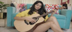 Lopamudra Raut reunited with her long lost love for music