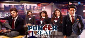 ALTBalaji's youth-drama show 'Puncch Beat 2's ensemble poster