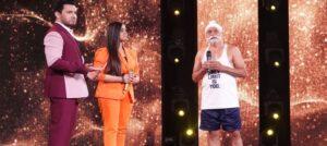 Fitness buff Tripat Singh's advice for Shanmukha Priya on Indian Idol 12