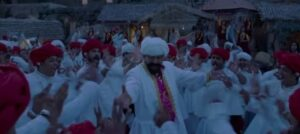 Sanjay Dutt grooves on the Desi beats of the song 'Bhai Bhai' from Bhuj: The Pride of India