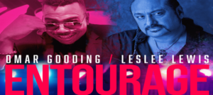 Pop stars Omar Gooding and Leslee Lewis's music video of song 'Entourage'