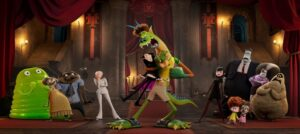 Watch the exciting new trailer for Hotel Transylvania: Transformania'!