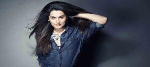Taapsee Pannu signs Telugu film Mishan Impossible